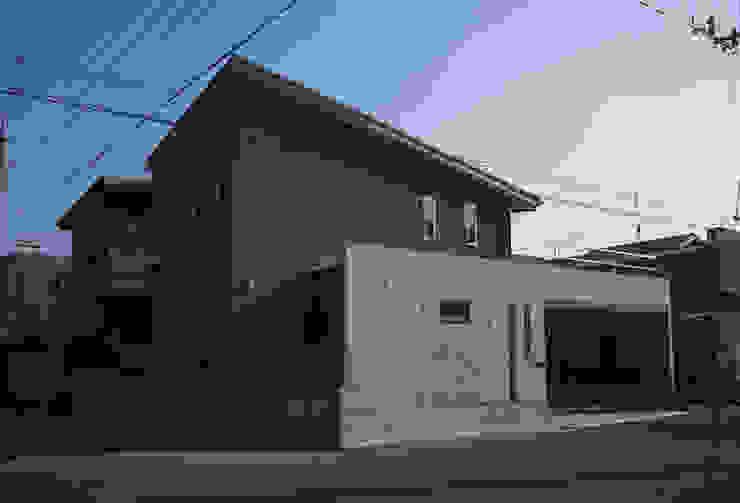 外観 オリジナルな 家 の 八島建築設計室 オリジナル