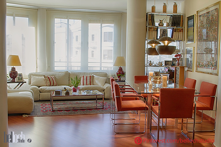 Vivienda Familiar Casas de Belloch Studio
