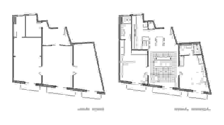 Restaurar vivienda en finca gótica de Torres Estudio Arquitectura Interior
