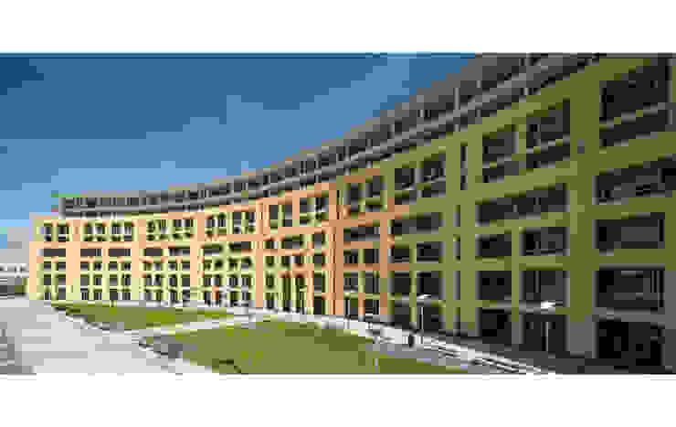 Savona Crescent de Ricardo Bofill Taller de Arquitectura