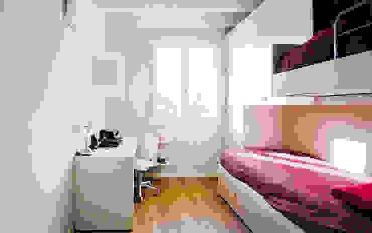 Interior Design SB Case moderne di MCArc Laboratorio di architettura sostenibile Moderno