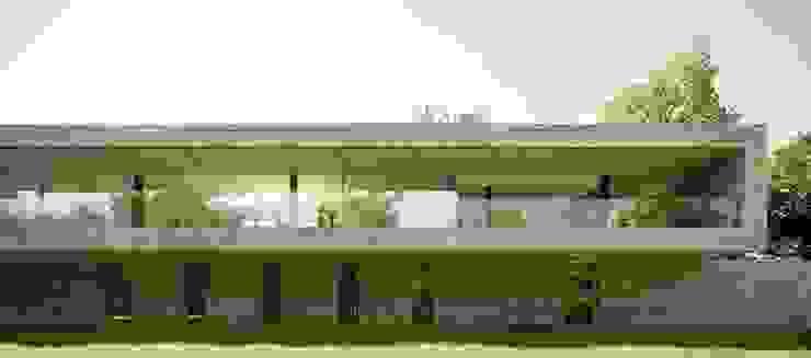 Casa de Sambade Casas modernas por spaceworkers® Moderno