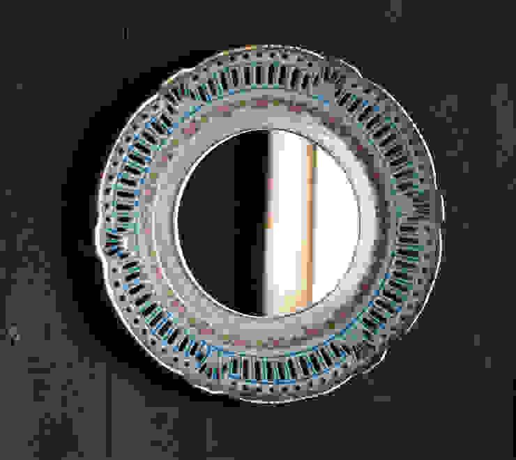MIRA vintage porcelain: modern  von Christine Hechinger,Modern
