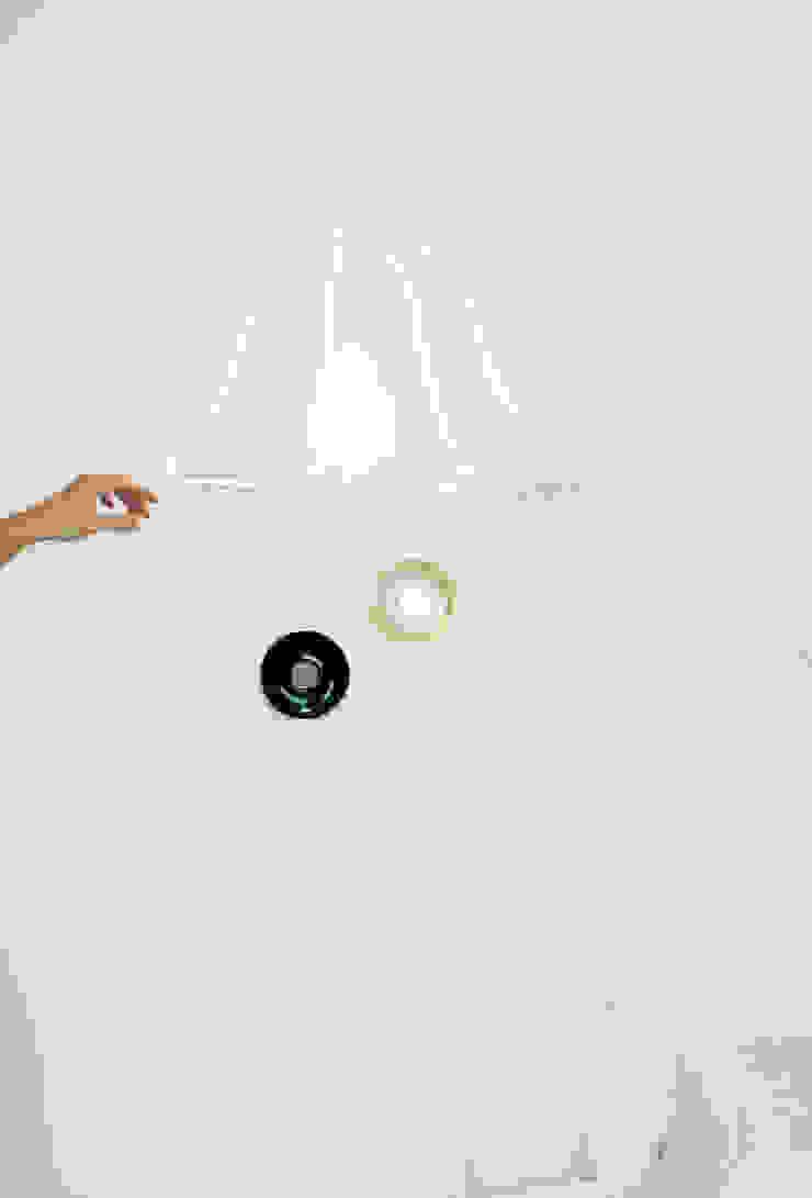 MIRA porcelain und CROCHET: modern  von Christine Hechinger,Modern