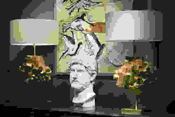 LAMPADA JASPER Allestimenti fieristici in stile classico di Marioni srl Classico