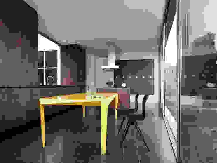 modern  by Reinier de Jong Design, Modern