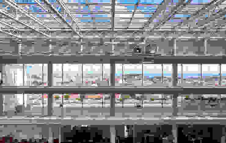 Atrium Saldanha de Ricardo Bofill Taller de Arquitectura