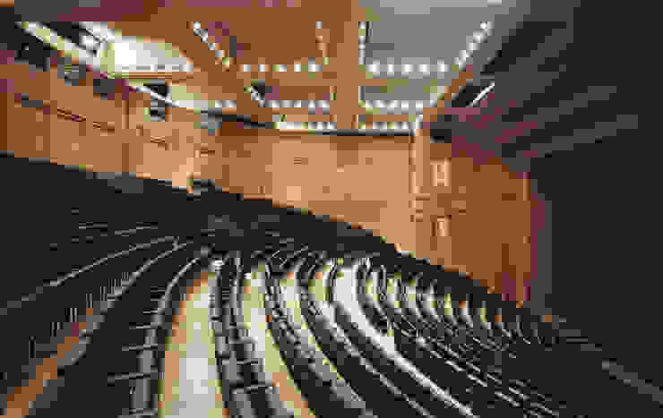 Teatre Nacional de Catalunya de Ricardo Bofill Taller de Arquitectura