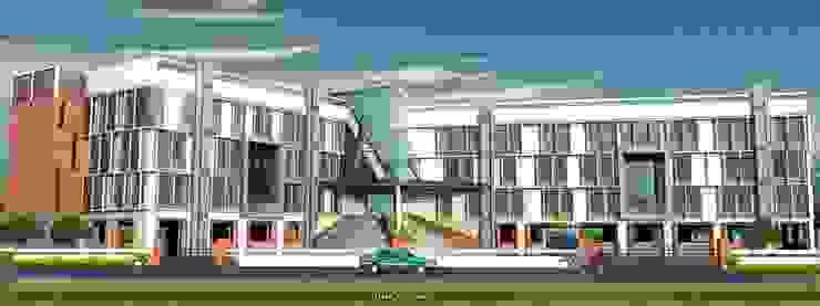 URBAN MANAGEMENT INSTITUTE, GUWAHATI by PRAKALPA PLANNING SOLUTIONS PVT. LTD