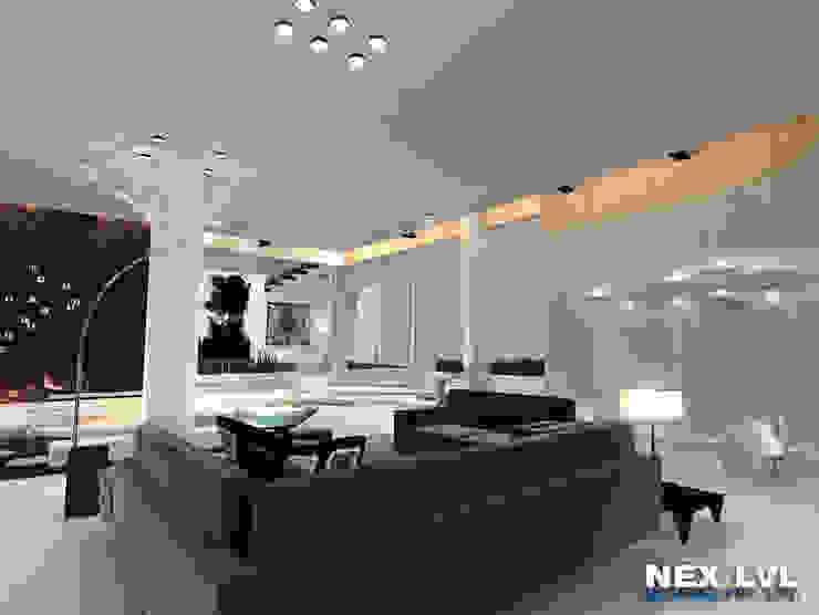 AMBIKAPUR Rooms by NEX LVL DESIGNS PVT. LTD.