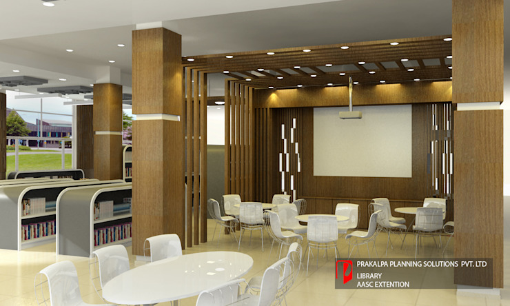 modern  by PRAKALPA PLANNING SOLUTIONS PVT. LTD, Modern