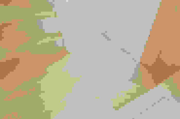 hiroshi kuno + associates Couloir, entrée, escaliers minimalistes