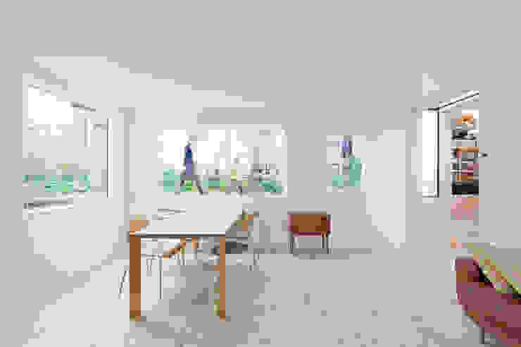 hiroshi kuno + associates:  tarz Yemek Odası