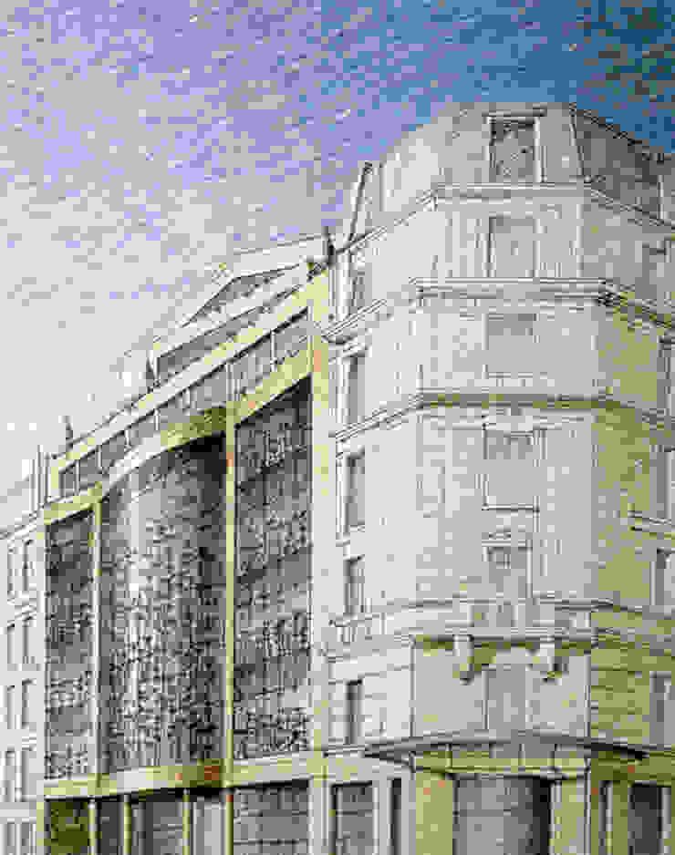 Hotel Costes K de Ricardo Bofill Taller de Arquitectura