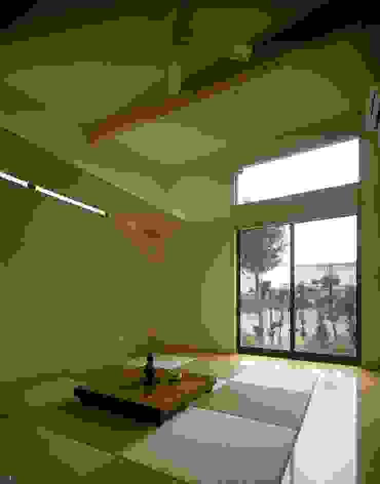 Modern Bedroom by 牧野建築計画 Modern