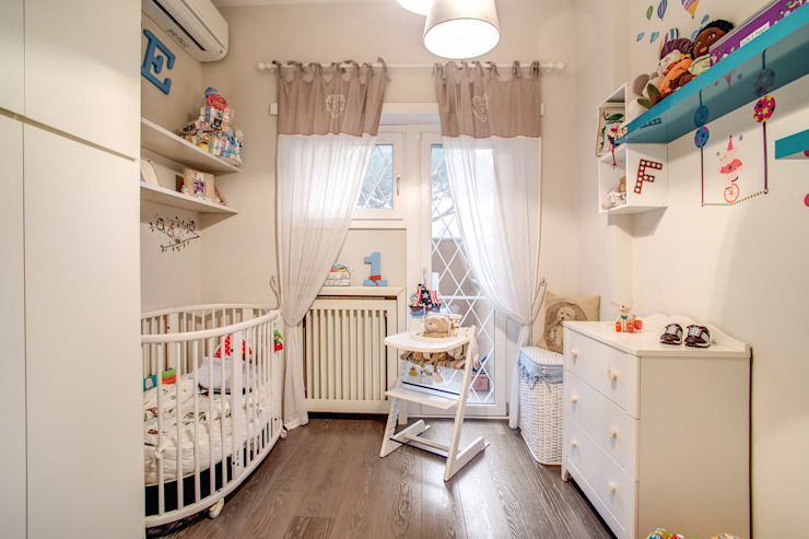 Modern Kid's Room by MOB ARCHITECTS Modern