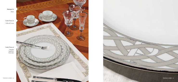 Provasi Home Collection di Scultura & Design S.r.l. Classico