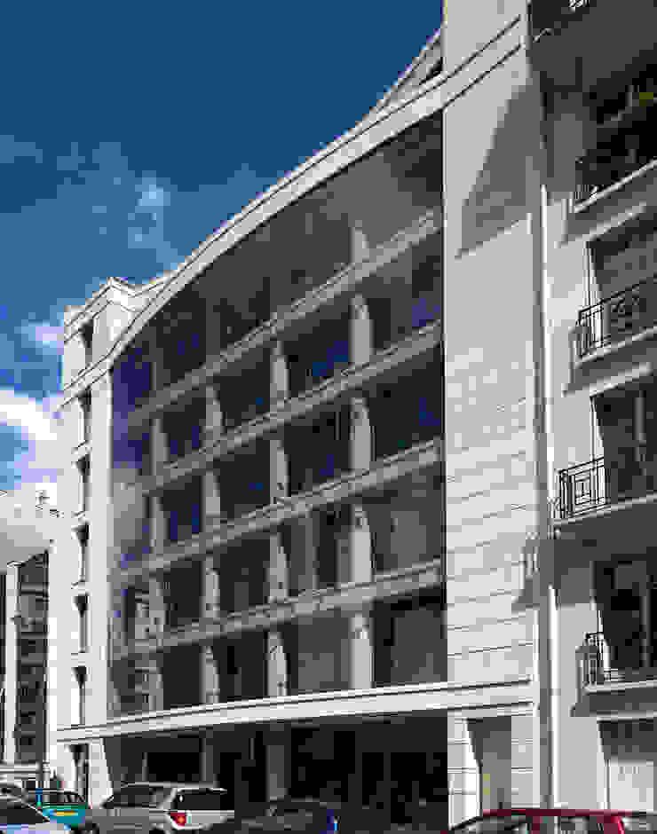 G.A.N. Insurances Company Offices de Ricardo Bofill Taller de Arquitectura