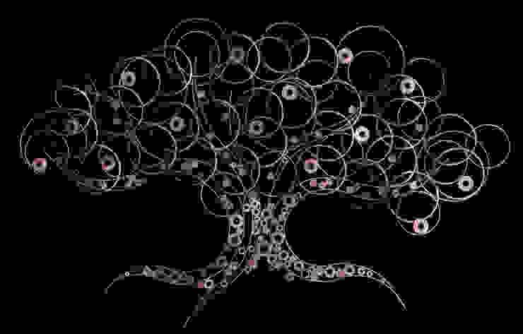 Árvore por Fabian Rodrigues Artista Plástico