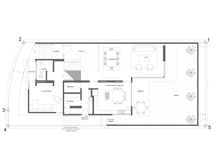Casa AA de ze|arquitectura