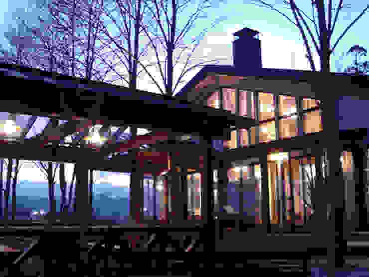 Design1 オリジナルな 家 の 株式会社 IDEAL建築設計研究所 オリジナル