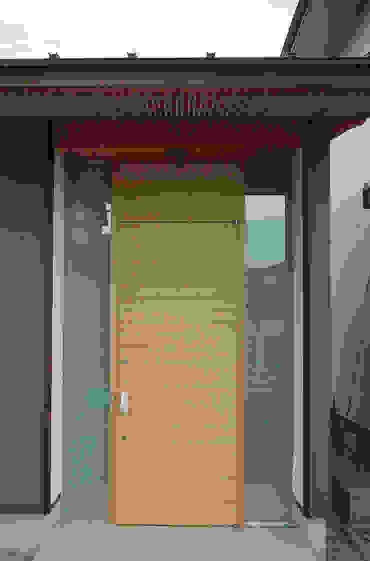 Modern Houses by 牧野建築計画 Modern