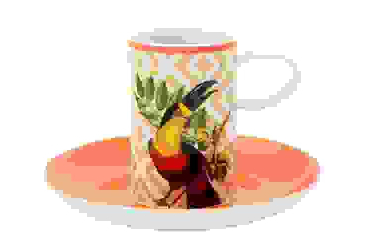 Xícara de Café com Pires:  tropical por Olhar o Brasil,Tropical
