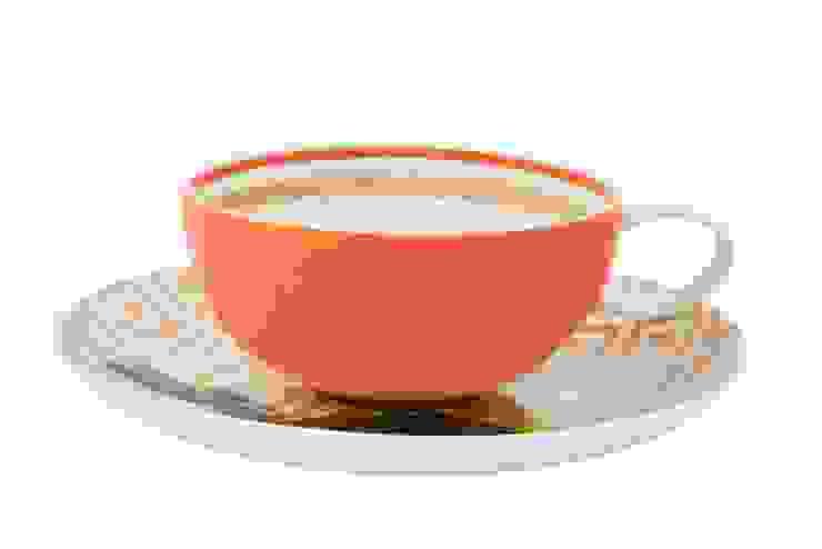 Xícara de Chá com Pires:  tropical por Olhar o Brasil,Tropical