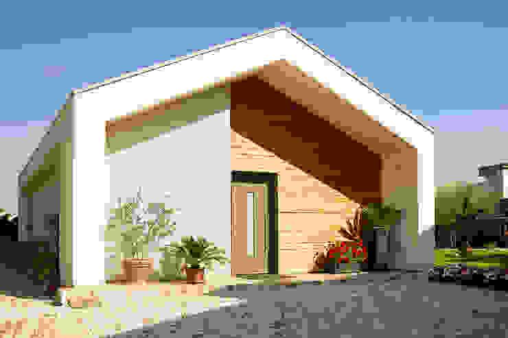 Rumah Minimalis Oleh Arch. Stefano Tonellotto Minimalis