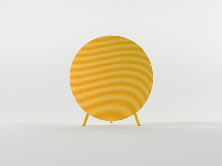 Halo Yellow by Hypetex