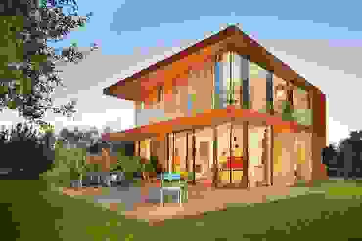 Minimalistische Häuser von CHANGE.NL Minimalistisch
