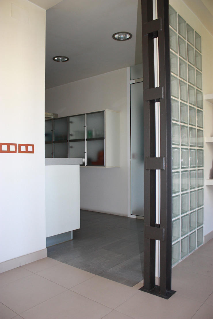 interiorismo Paredes y suelos de estilo moderno de Arquitectura e Interiorismo en Cadiz Moderno