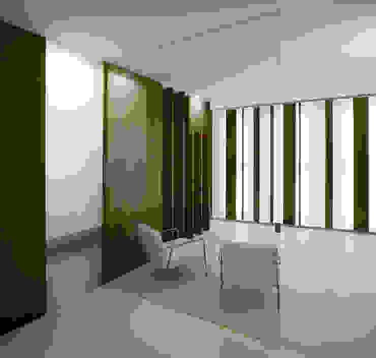 mobiliario Pasillos, vestíbulos y escaleras de estilo moderno de Arquitectura e Interiorismo en Cadiz Moderno