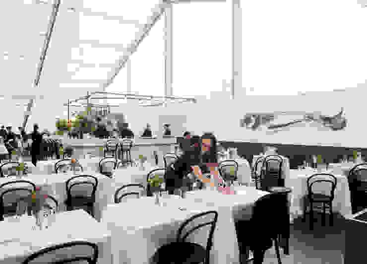 Frieze, London Modern exhibition centres by Universal Design Studio Modern