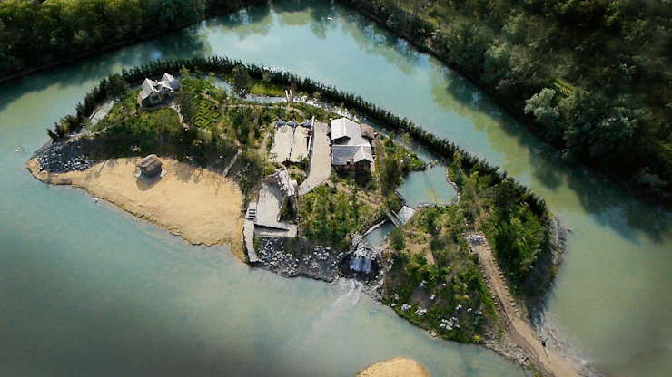Challis Island: eclectic  by The Master Wishmakers, Eclectic
