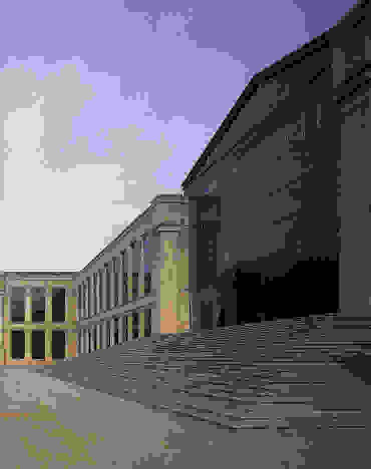 Swift Headquarters de Ricardo Bofill Taller de Arquitectura