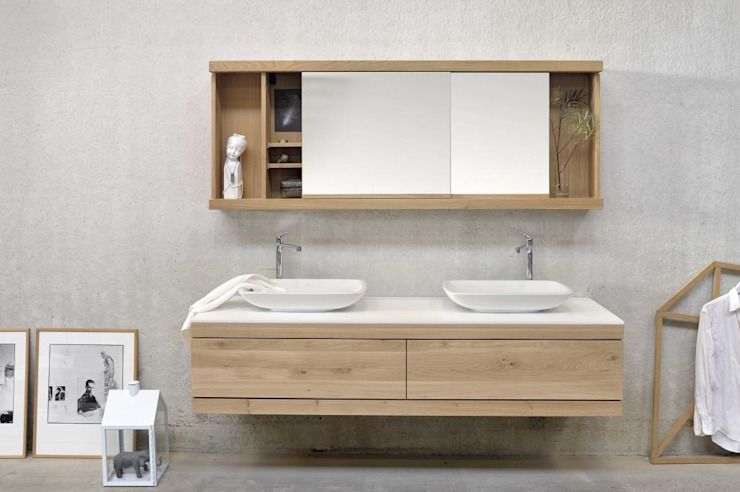 Why every bathroom has to be white!? von Discoveries Trends
