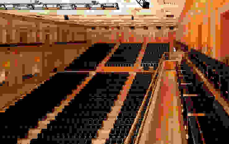 Arsenal Music Center de Ricardo Bofill Taller de Arquitectura