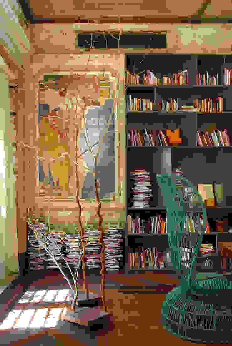 Hotel lounge – Casa Cor Rio 2012 Livings de estilo clásico de Gisele Taranto Arquitetura Clásico