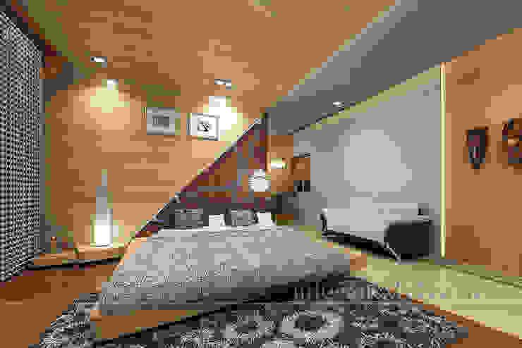 MR.HIRANYA ASHAR'S RESIDENCE by NEX LVL DESIGNS PVT. LTD.