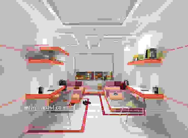 MR.SHIV RATAN'S RESIDENCE by NEX LVL DESIGNS PVT. LTD.