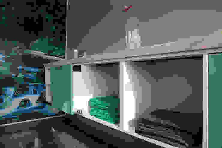 Arbeitszimmer von Interieur Design Tahiti