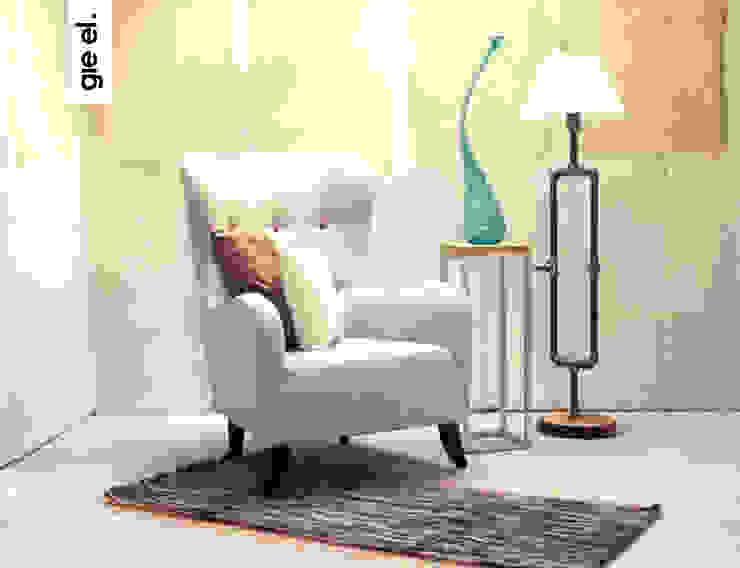 Hand-woven rugs Gie El Home Oturma OdasıAksesuarlar & Dekorasyon