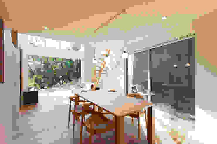 船橋の家: 秦野浩司建築設計事務所が手掛けた家です。,モダン