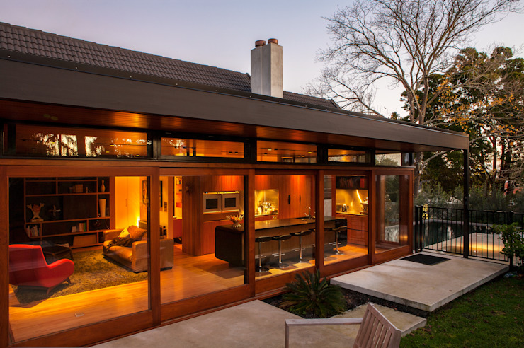 Dorrington Atcheson Architects:  tarz Evler,
