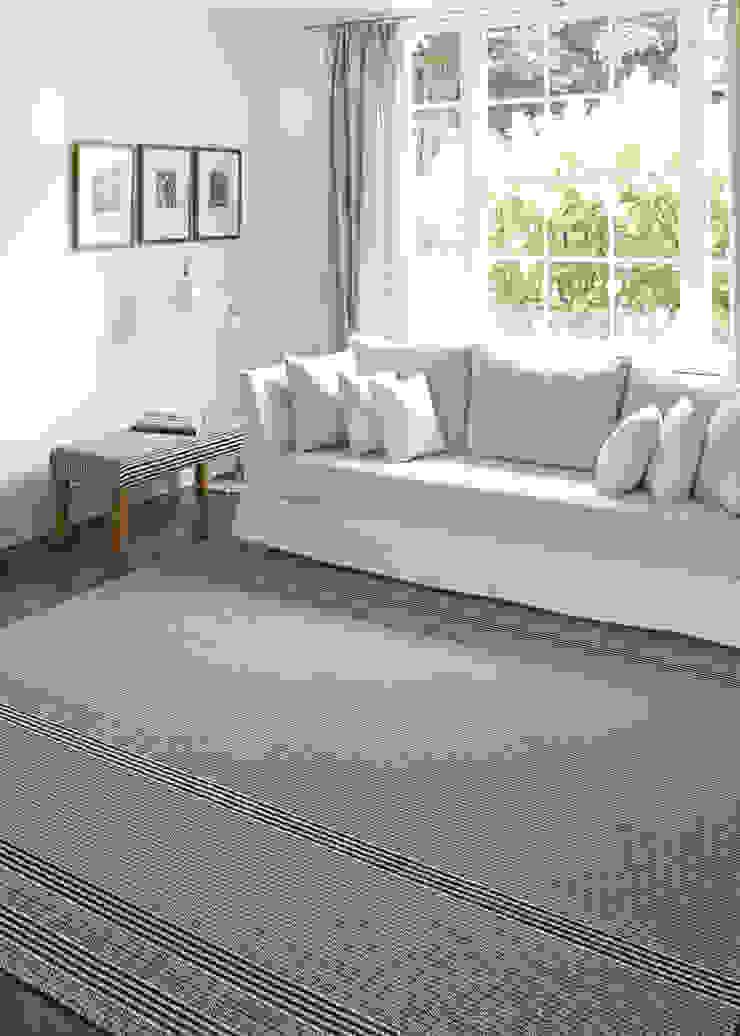 Roger Oates Bespoke Rugs Salas de estilo clásico de Roger Oates Design Clásico