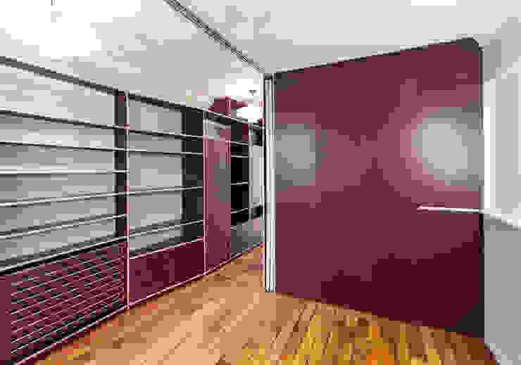 Pasillos, vestíbulos y escaleras de apie architectes