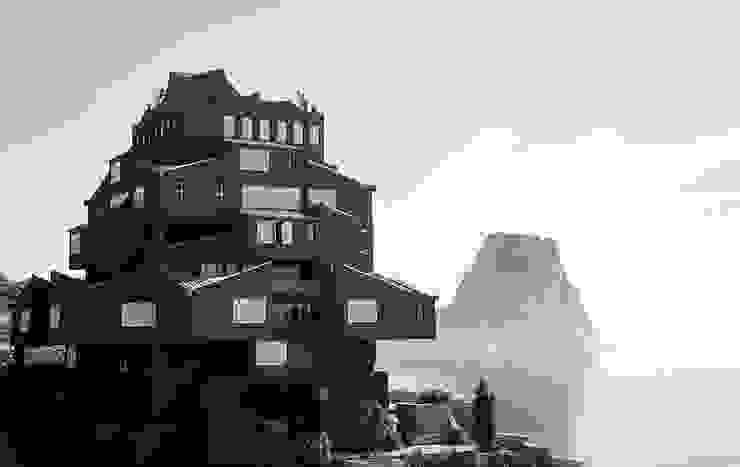La Manzanera de Ricardo Bofill Taller de Arquitectura