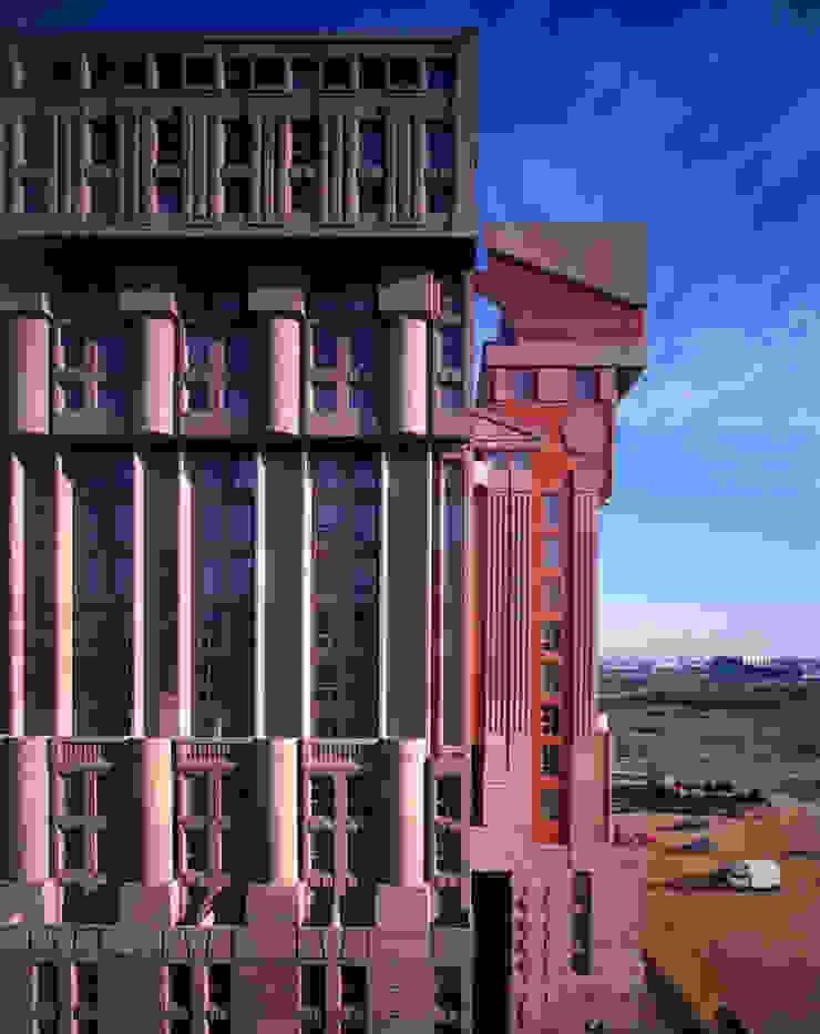 Les Espaces d'Abraxas de Ricardo Bofill Taller de Arquitectura