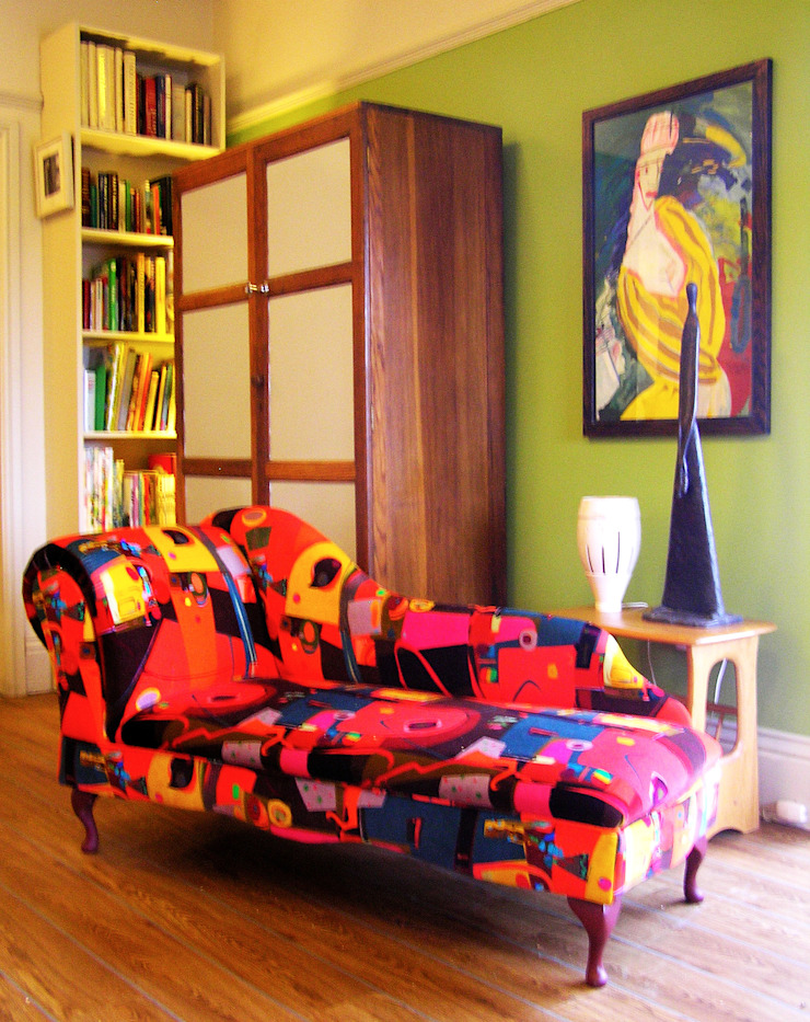 Examples of Michelle Scragg's Upholstered Furniture: modern  by Michelle Scragg, Modern